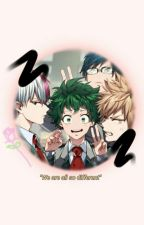 Ship It or Burn It // BNHA Edition by PeachyVibesxx