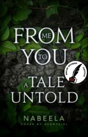 From Me To You: A Tale Untold by Nablai