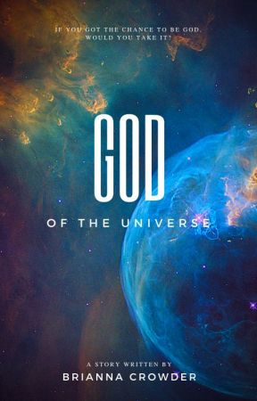 GOD of the Universe by IAmASeaWing