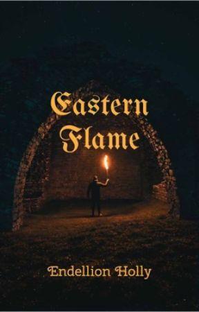 Eastern Flame by EndellionHolly