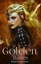 Golden flames - Arany lángok by _bembinaa