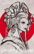 The Geisha Assassin by dearestMOON