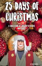 25 Days of Christmas (Jiraiya x reader one shots) by CALMAT0