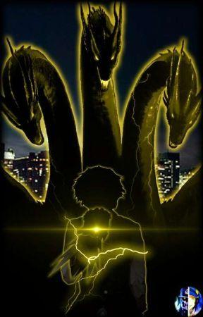 Golden Dragon of Destruction by TimmyShadowKing