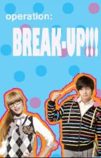Operation:BREAK-UP!!! by Elle_A