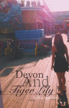 Devon and Tiger lily by hacelgrace