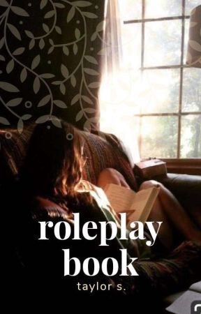 roleplay book by taylor-karev
