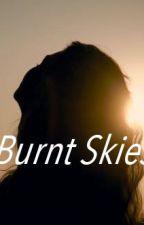 Burnt Skies by Olive_Aasimar