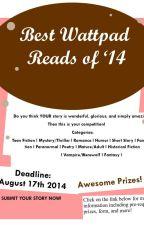 Best Wattpad Reads of 2014 by viogirl9