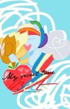 My Secret Love Blitz by Calumsafetypin