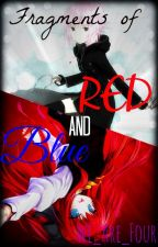 Fragments of Red and Blue (A 07-Ghost Fanfic!) by We_Are_Four
