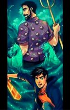 Percy Jackson-The New Prince Of Atlantis by suryaanjali