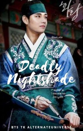Deadly Nightshade by AiLi_Lullaby