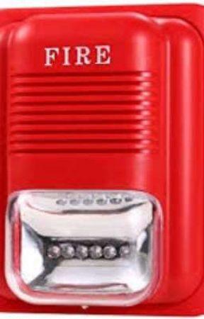 My fire alarm collection by Astar_Husky