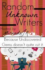 Relatively Unknown Writers by JadeHero330