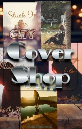 Cover Shop! by obsessed_chaotic_cat