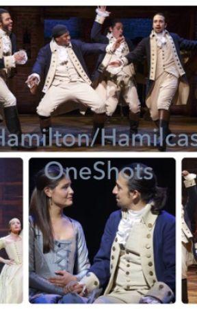 Hamilton/Hamilcast One Shots by TGWDLM_RobertManion