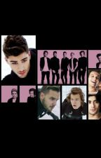 Los 5 Hermanos (One Direction y Tú) by Tania-1D-