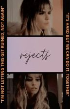 rejects || marvel's runaways by glowing-cosmos