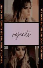 rejects || marvel's runaways by stupidseren