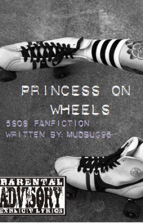 Princess on Wheels by Mudbug95