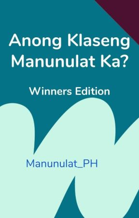 AKMK: Winners' Edition by Manunulat_PH