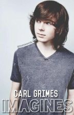 Carl grimes imagines by thatsoemmmm