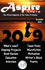 Aspire Magazine - December 2019 by TeamOfDreams