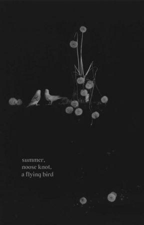 Summer, noose knot, a flying bird - BTS by Murasaki_Team