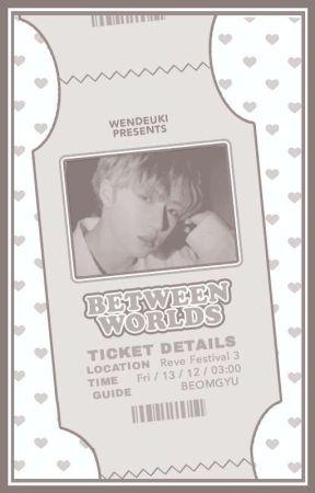 between worlds : beomgyu yuna by wendeuki