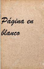 Página en blanco by Iguachusans