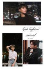kpop boyfriend material by p-plushie
