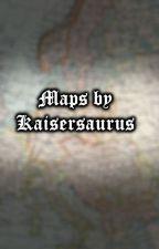 My  Gallery of Alternate History Maps by Kaisersaurus