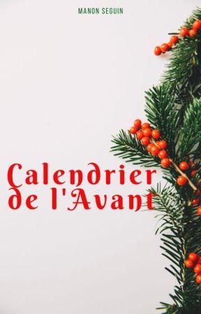 Calendrier de l'Avant  ✨🎁 by ManonSeguin