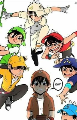 Đọc truyện The Story About Boboiboy's Element.