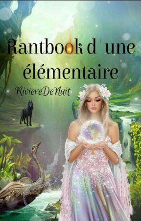 Ranthbook D'une Élémentaire  by RiviereDeNuit