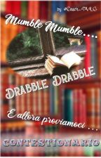 Mumble mumble... DRABBLE DRABBLE by Coach_TVLG