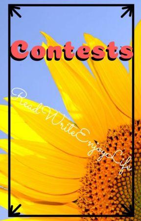 Contest Book by CrazyCookiesYum