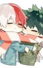 The Christmas couple (deku and Todoroki love story) by Firedupdragonslayer