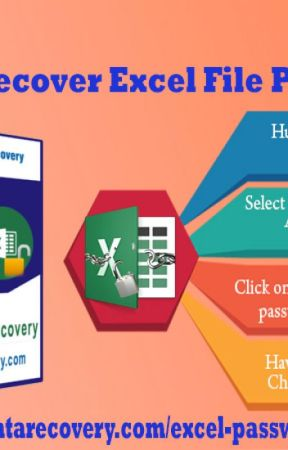 Recover Excel Password by philipsharry