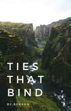 Ties That Bind (Sam Bridges x Reader) by bokkeh