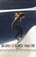 Skating Back Home // Michael Clifford. by redandlilacskies