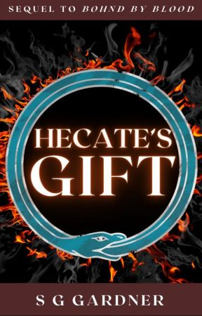 Hecate's Gift (mxm/asexual) by OwlieCat