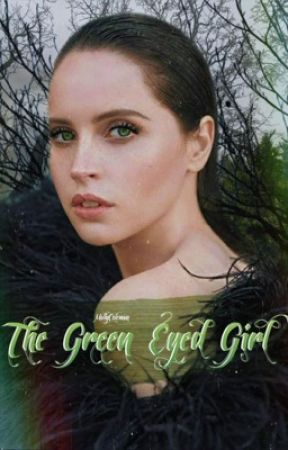 The girl with green eyes by MollyColeman