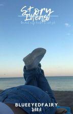 Story Ideas [DUTCH VERSION] by BlueEyedFairy