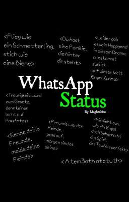 whatsappstatus 017heute gibt es wd neue wattpad