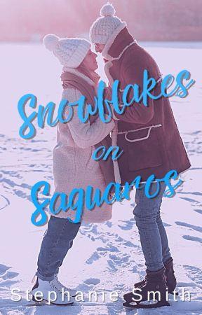 Snowflakes on Saguaros by ssmith314