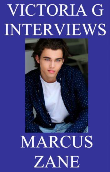 Victoria G Interviews Marcus Zane