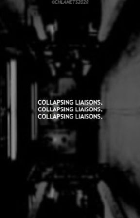 collapsing liaisons, 𝒎𝒂𝒓𝒗𝒆𝒍 𝒂𝒖. by anahkins