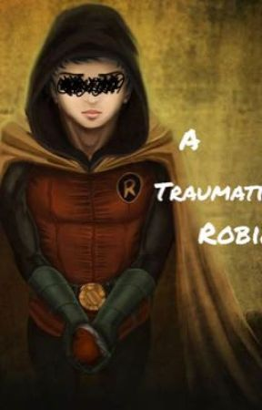 A Traumatised Robin by Ash0245